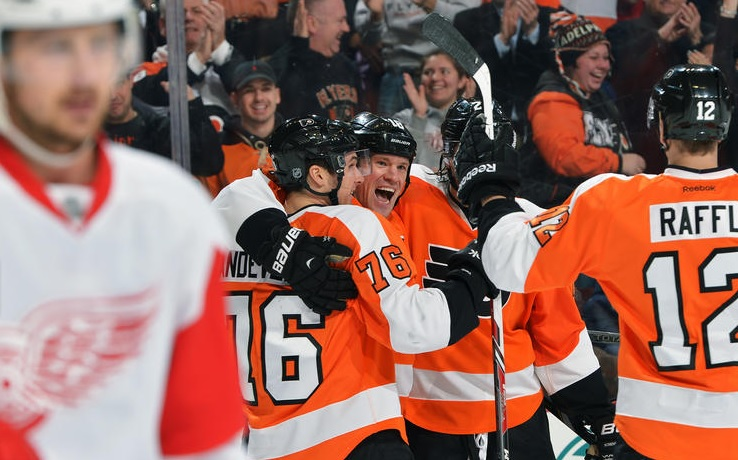 Fourth Line Shuffle Continues as VandeVelde Waived, Rinaldo Set to Return