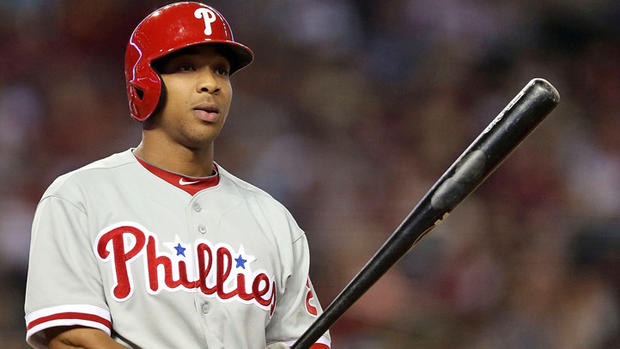 Notes From The Phillies' 14-10 Win Over Texas