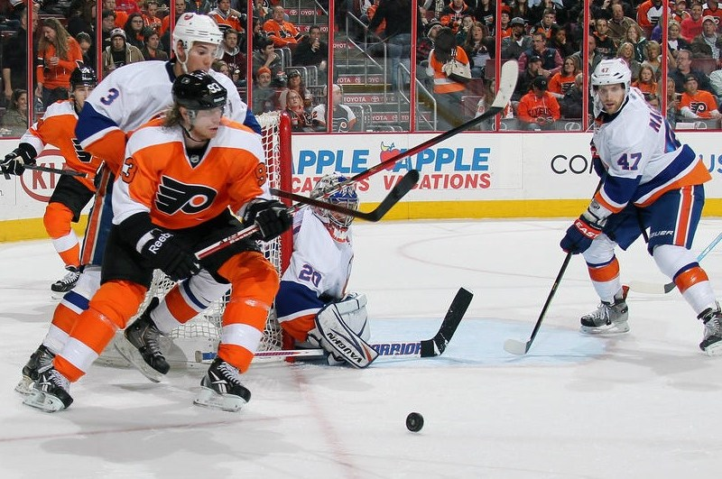 Flyers Acquire Defenseman MacDonald While Trade Deadline Approaches
