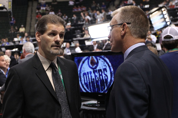 Real Test for Hextall Will Be 2015 Offseason