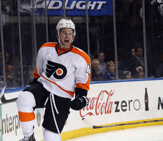 Flyers Continue to Add Depth on Day 2 of Free Agency