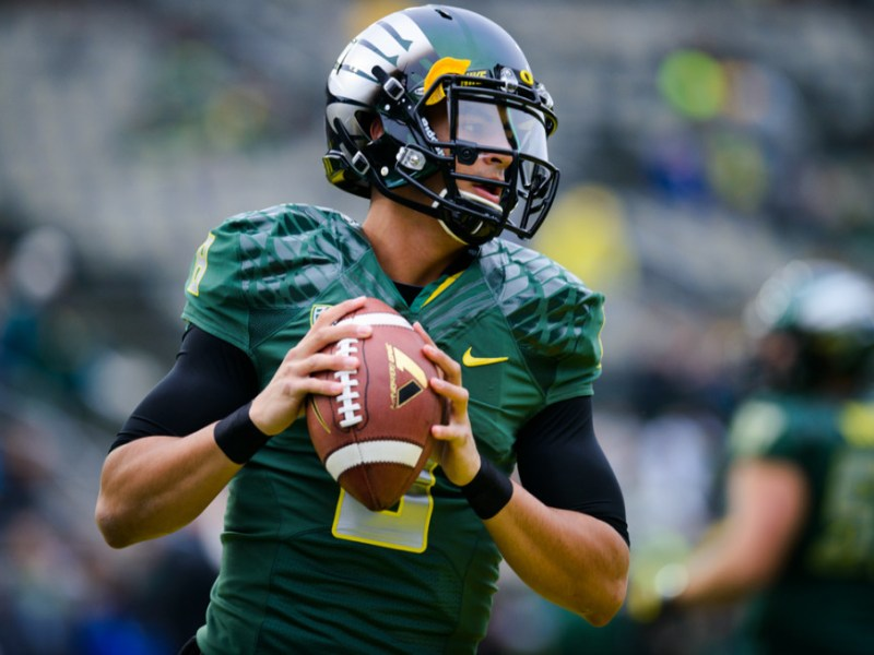 Make No Mistake: Marcus Mariota Will Be An Eagle