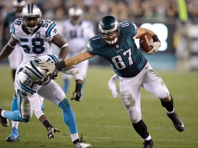 Brent Celek Has Been A Bulldog At The Tight End Position