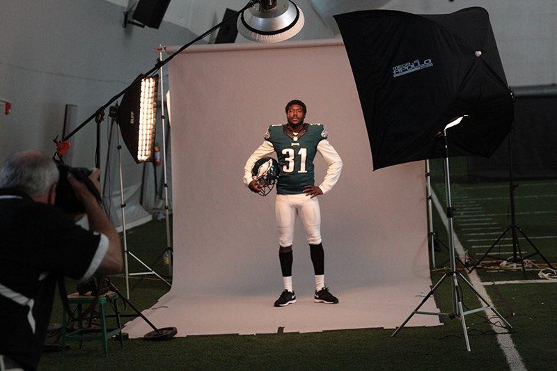 Byron Maxwell Pushed To the Limits By Eagles Training Program