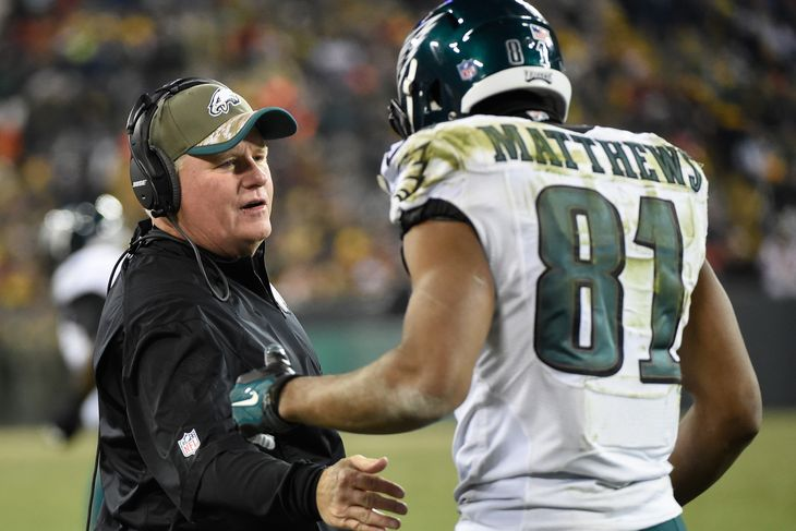 Chip Kelly And Eagles Players Respond To LeSean McCoy Comments