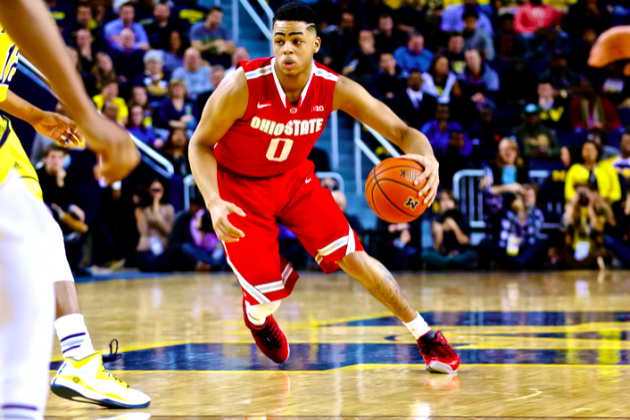 Sixers Get Third Pick In NBA Draft For D'Angelo Russell?