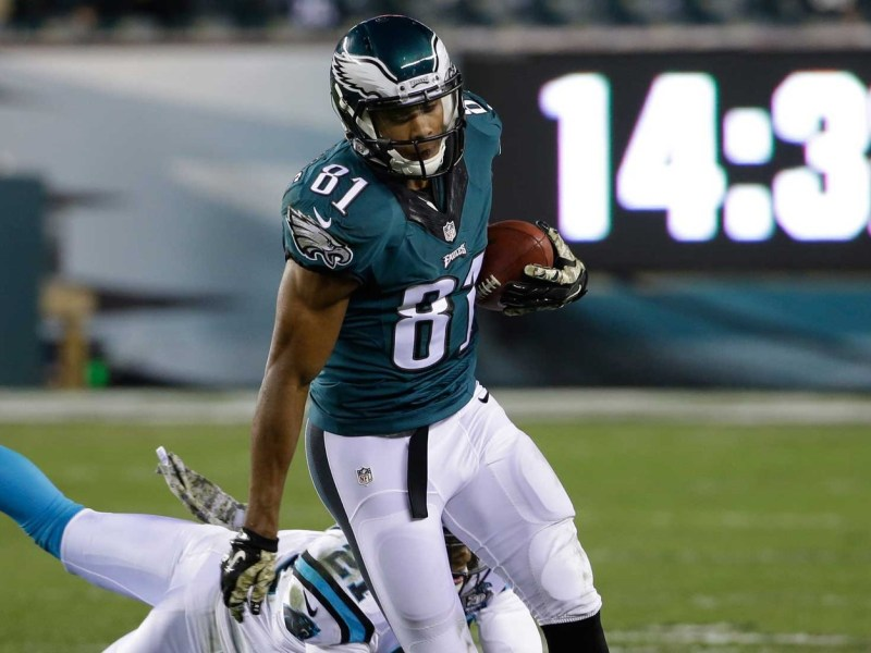 Jordan Matthews Not Concerned About Being The Number One Receiver