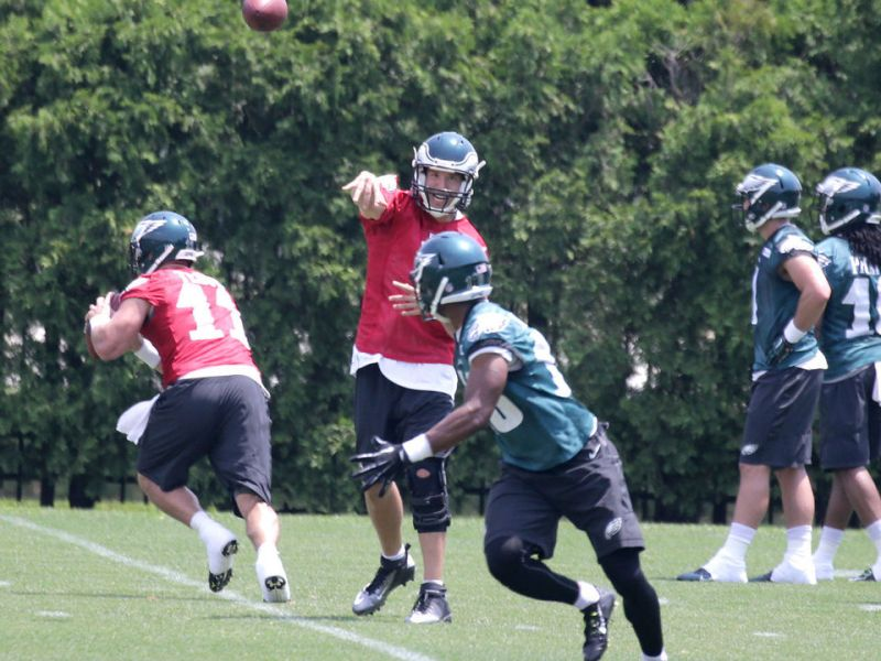 ESPN's Ron Jaworski On Sam Bradford:  Will he be able to look down that gun barrel?