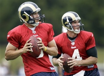 A.J. Feeley Gives Us A Scouting Report On Sam Bradford