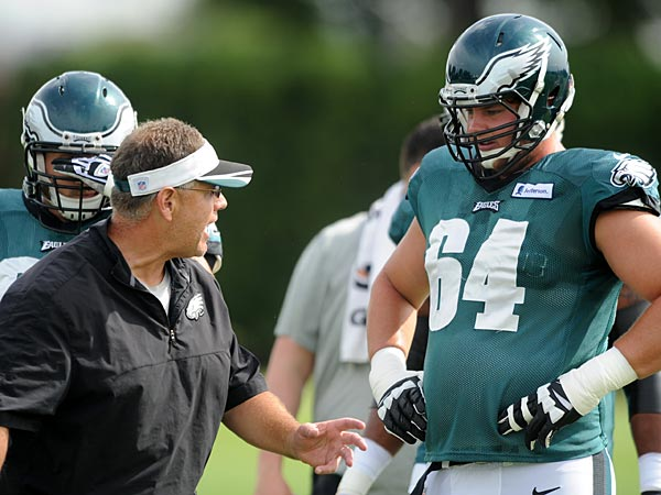 There Are Reasons To Be Concerned About Eagles Offensive Line