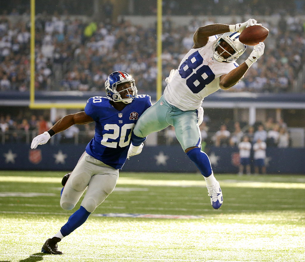 Nfc East Dez Bryant Guarantees No Show If No Contract