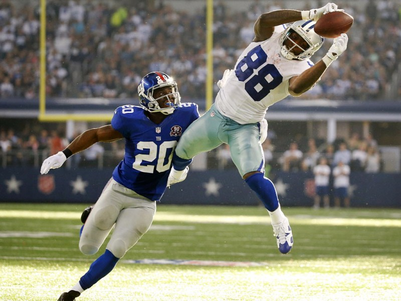 NFC East: Dez Bryant Guarantees No Show If No Contract