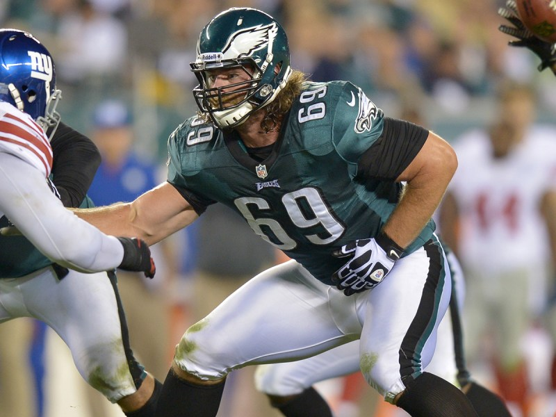 Report:  St. Louis Rams Say No To Evan Mathis