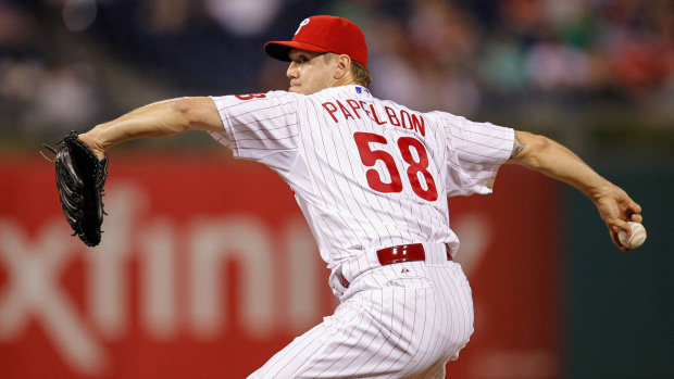 Ruben Amaro On Papelbon, Hamels and Utley