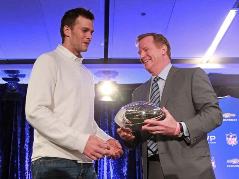 NFL's Roger Goodell Upholds The Four-Game Suspension of Tom Brady