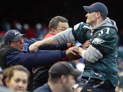 Eagles Fans With Pats, Belichick, & Harvin Are NFL's Most Hated