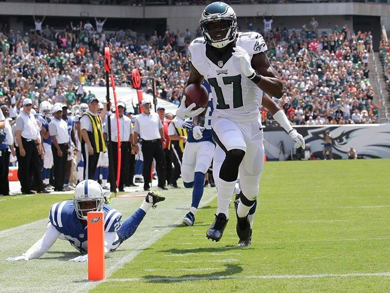 Agholor, Matthews And Austin Make Plays, But Where Was Josh Huff