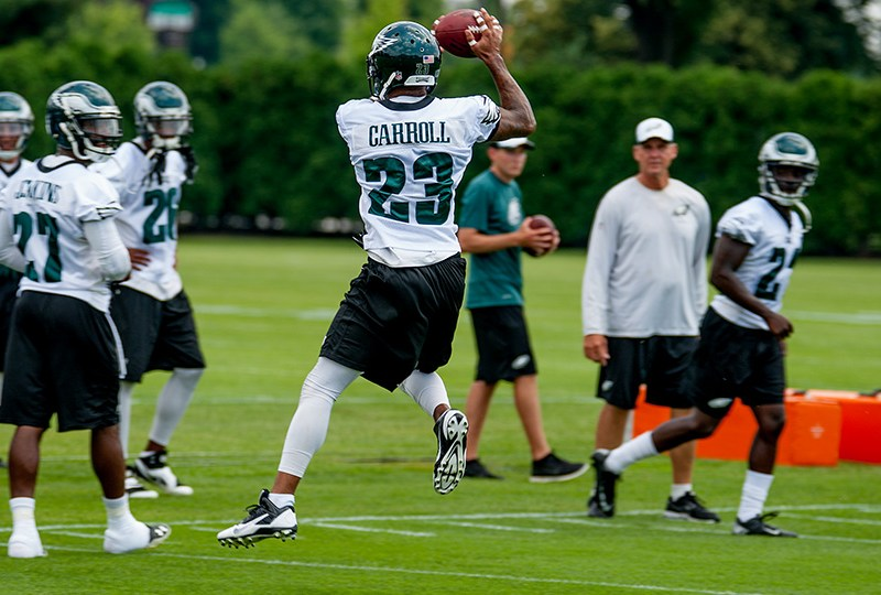 Nolan Carroll Is Trying To Jam His Way To A Starting Job