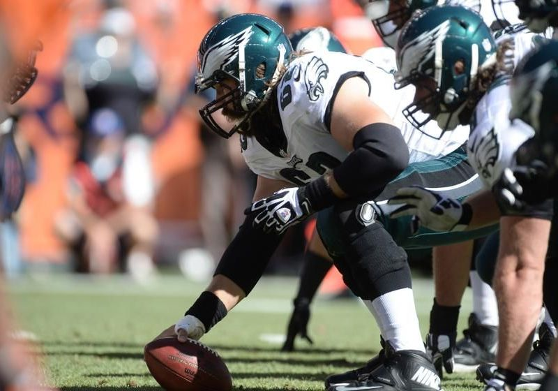 Eagles Broke The Continuity Rule Of Good Offensive Line Play
