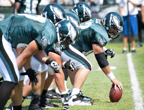 Eagles Offensive Line Must Get Back To Their Fundamentals