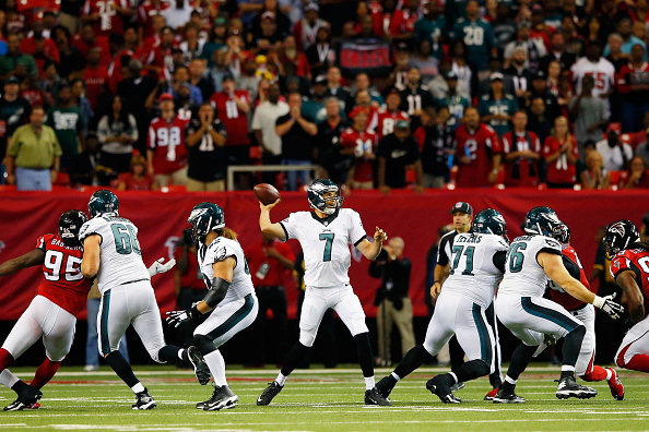 """Chip Kelly:  """"We had no issues moving the ball in the second half"""""""