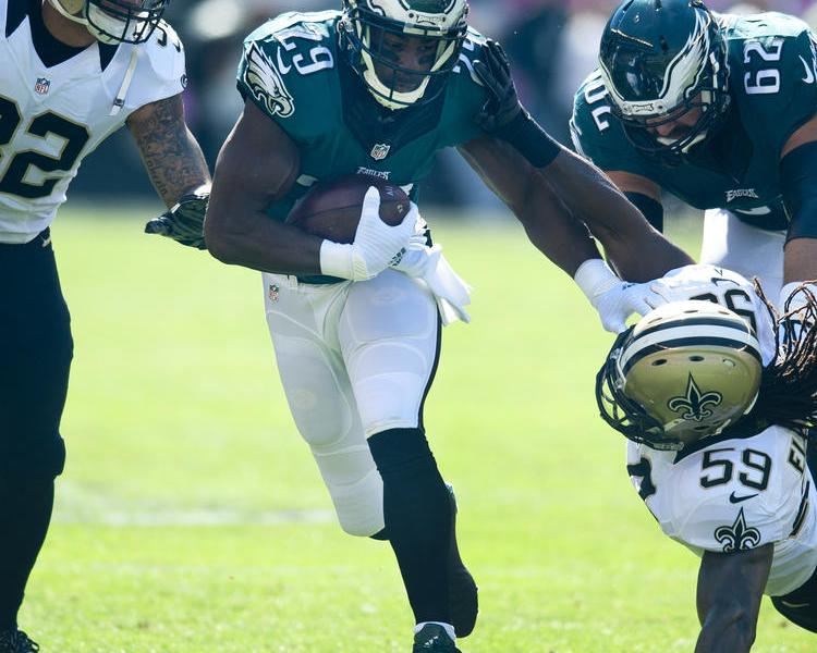 The Pederson Plan: Running Back