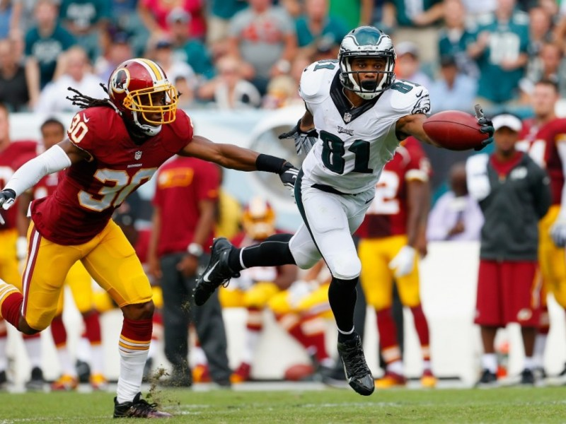 Report: Eagles Trade Jordan Matthews, Third Rounder To Bills For Corner Ronald Darby