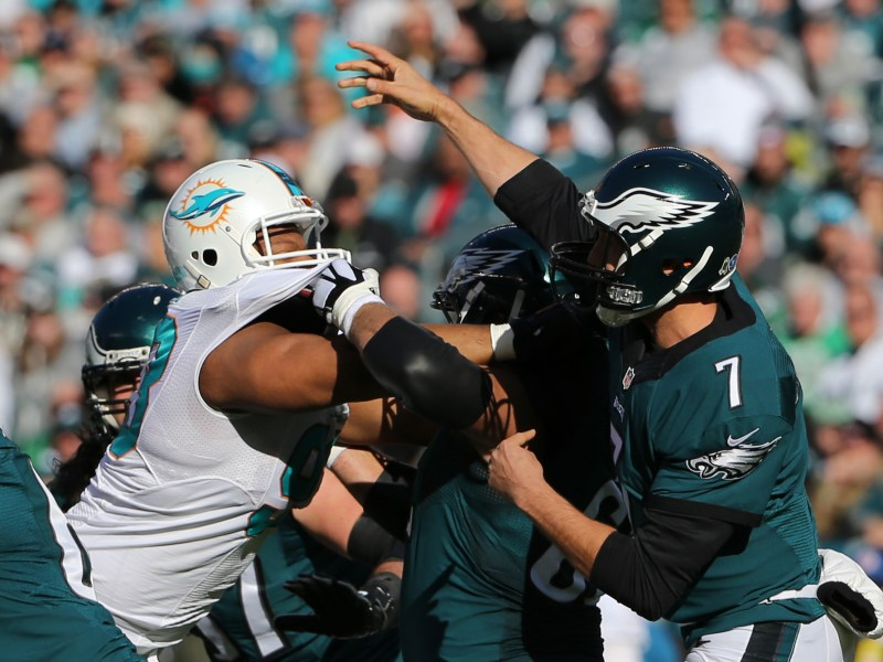 Eagles Offensive Line Must Rebound After Poor Performance
