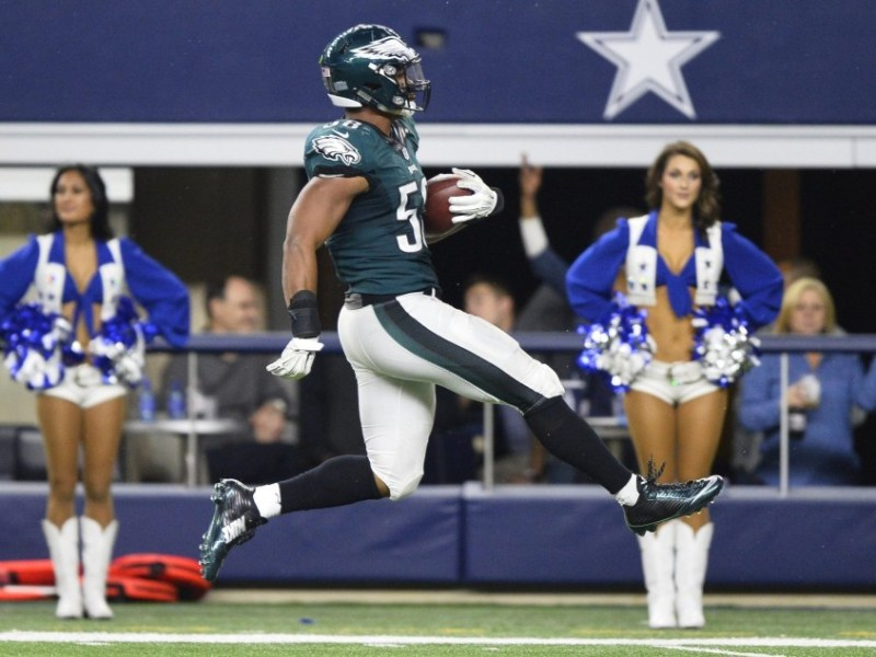 Jordan Hicks Made Biggest Play Of 2015