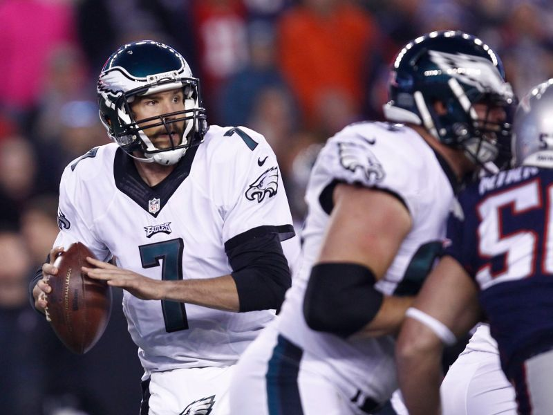Thoughts From Eagles-Patriots