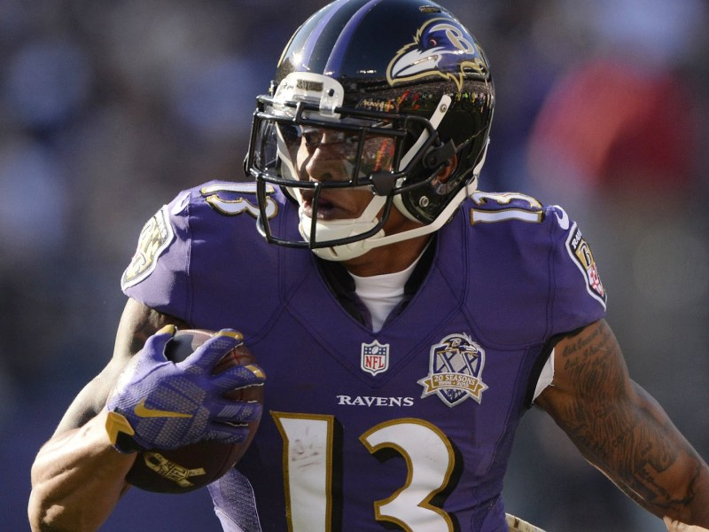 Eagles Add Deep Threat In WR Chris Givens