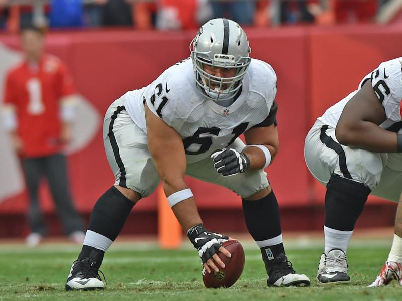 Eagles Sign Guard/Center Stefen Wisniewski