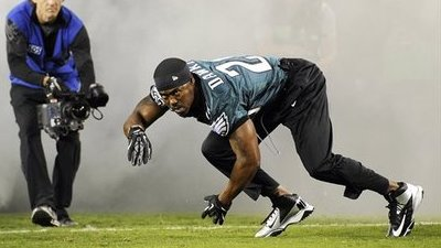 Brian Dawkins Joins Eagles Scouting Department