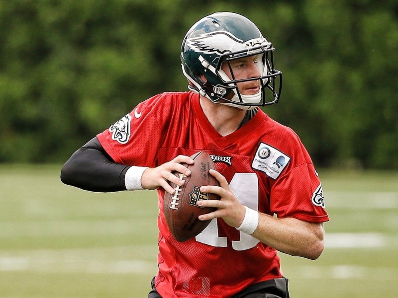 "Doug Pederson:  ""We've Got To Get Wentz Starter-Ready"""