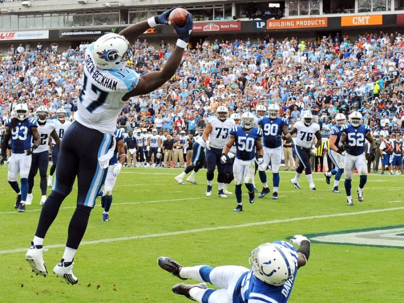 Dorial Green-Beckham Deal Is Low Risk For The Eagles