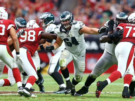 With The Lane Johnson Trouble, Offensive Line Will Be A Key Tonight