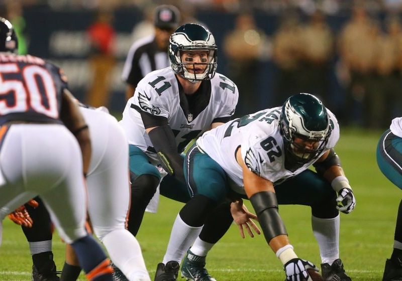 Again, Carson Wentz Was The Eagles Best Offensive Player – Podcast