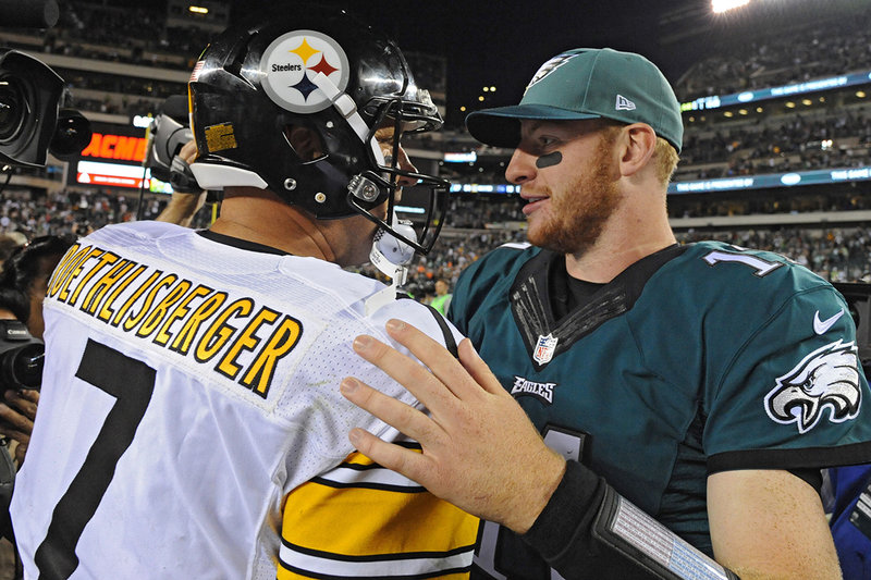 Thoughts From Eagles-Steelers