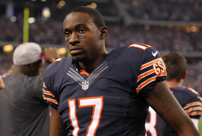 Report: Eagles Interested In Alshon Jeffrey Too