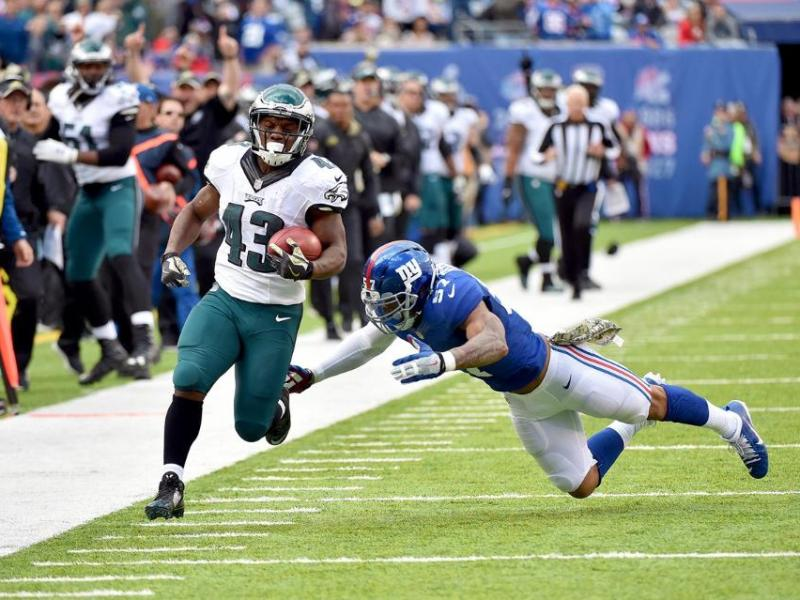 Zach Ertz, Jordan Hicks And Darren Sproles – Eagles Players Of The Week