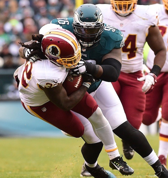 Report: Redskins Will Pursue Benny Logan If He Becomes Free Agent