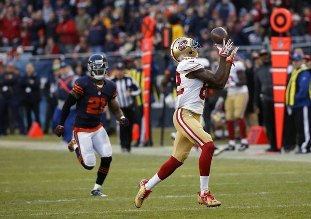 Eagles Sign 49ers Wide Receiver Torrey Smith
