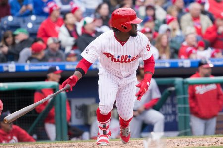 Notes From The Phillies' 4-3 Win Over Washington