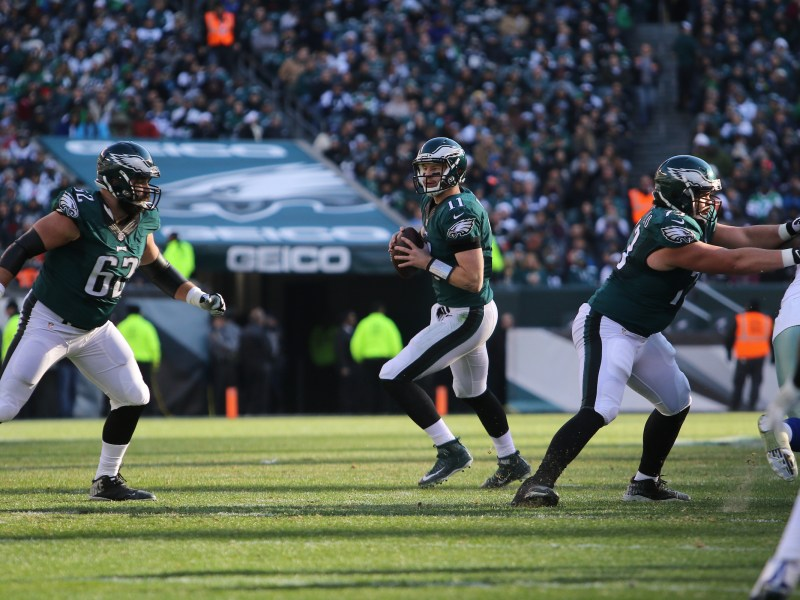 Carson Wentz And Eagles Need A Running Game