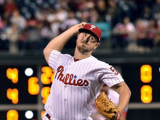 Notes From The Phillies' 5-4 Loss To Los Angeles