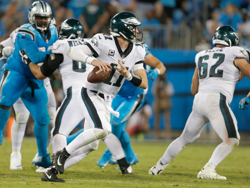 Video:  Wentz & Cox Tell Us That The Eagles Are Still A Hungry Team
