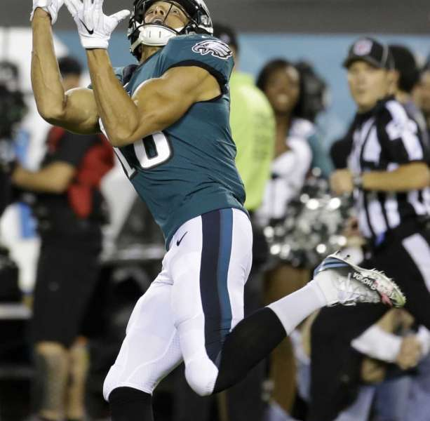 Video: Mack Hollins' TD Catch And Dance Has Gone Viral