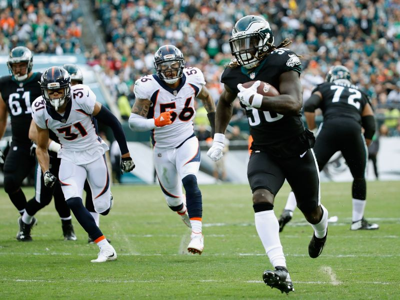 Video:  Carson Wentz and Jay Ajayi Talk After First Game