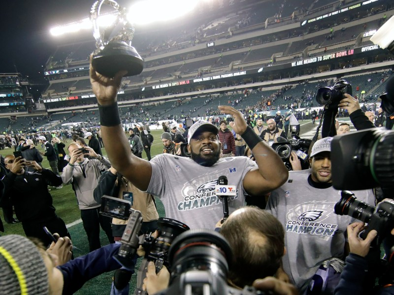 "Fletcher Cox & The Eagles ""D-Line Must Dominate"