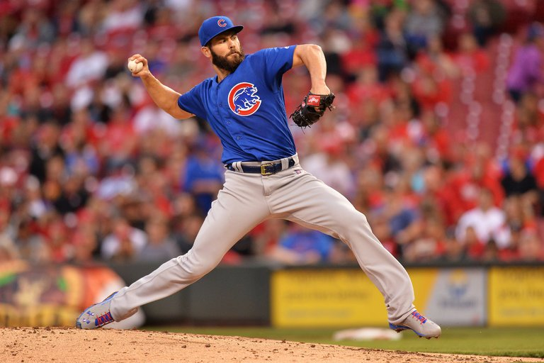 Phillies Sign Cubs Ace Jake Arrieta To A Three-Year Deal